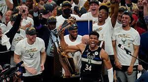Bucks beat Suns to win their 1st NBA ...