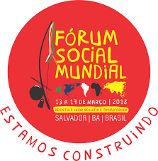 Resultado de imagem para forum social mundial 2018 terreiros