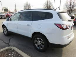 2017 Used Chevrolet Traverse LT FWD New Tires Rear Camera ...