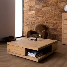ethnicraft flat oak coffee tables solid wood furniture with oak coffee table what kind of floor