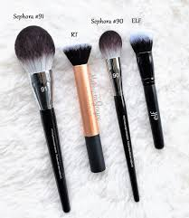 sephora collection pro featherweight review new 2016 brushes
