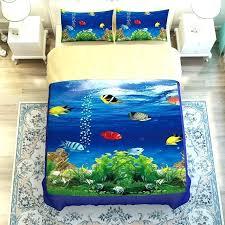 fish bedding sets lovely ocean set rainbow crib fishing themed rainbow crib bedding fish