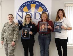 NDDH Salutes Employee Veterans | The Northeast District Department ...