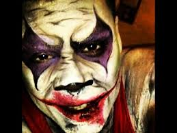scary clown makeup tutorial face ur fears part2