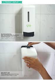 Wholesale Factory Wall Manual Dispenser Soap Bath Shower Foam Gel - Hand dryers for bathrooms