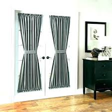 french door covering ideas french door window treatments front door curtain ideas door curtains ideas lined