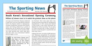 A Newspaper Article 9 10 Example Of An Newspaper Article Fieldofdreamsdvd Com