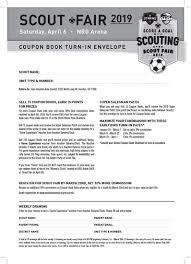 Eagle Scout Project Sign In Sheet Scout Fair Sam Houston Area Council