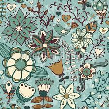 Bohemian Patterns Magnificent Bohemian Winter Dreams Design Pattern