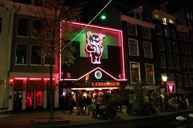 Amsterdam sex cinema wife