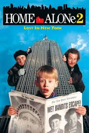 home alone theatrical poster. Exellent Alone Home Alone 2 Lost In New York Movie Poster Throughout Theatrical Poster R