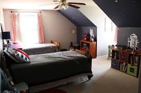 Sawyer's Star Wars Themed Bedroom {Primitive ...