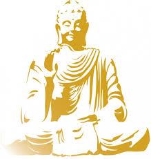 buddha wall decals