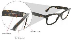 Ray Ban Rx5121 Original Wayfarer Clear Sunglasses