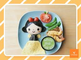 1001 cách trang trí món ăn cho bé giúp bé lên cân, hết biếng ăn