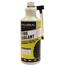 Maxi Seal Tyre Sealant Atv Motorcycle Maxi Seal Dosage
