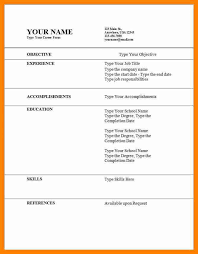 Teenage Cv 8 Cv For A 15 Year Old Letter Signatureresume For 15 Year