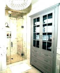 hamper storage cabinet bathroom laundry hamper storage cabinet