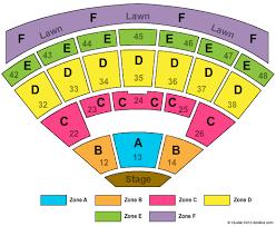 Blossom Music Center Vip Box Seating Chart 2019