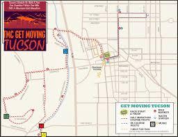 Tucson Elevation Chart Tmc Get Moving Tucson Half Marathon 5k And Fitkidz Mile