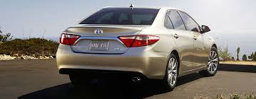 toyota camry 2016 le. differences between the 2016 toyota camry and 2015 at j pauley le
