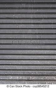old steel garage door texture csp38545212