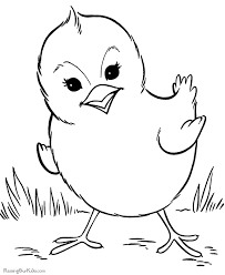 Baby Farm Animals Coloring Pages Coloring Home