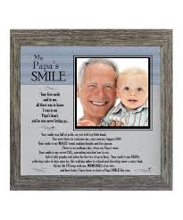 love this my papa s smile picture frame