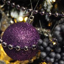 <b>Purple</b>: Lilac, <b>Violet</b>, Wine Christmas <b>Decorations</b> Gee Tee's UK