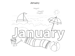 Coloring Pages For The Month Of March Coloring Pages For March