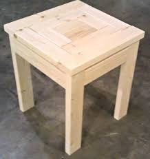 patio side table woodworking plans. patchwork top side table - easy project for beginners! patio woodworking plans pinterest