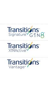 Transitions Vantage Availability Chart Transitions Light Intelligent Lenses Essilor