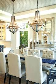 dining table chandelier height chandelier height over table dining room magnificent dining room chandeliers height dining
