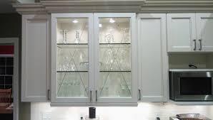 Kitchen Cabinet Door With Glass Inserts Glass Door Ideas