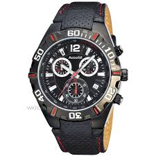 """men s accurist london chronograph watch ms834br watch shop comâ""""¢ mens accurist london chronograph watch ms834br"""