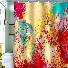 bright color shower curtains bright colors shower curtain x multi colored curtains