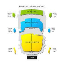Juanita K Hammons Hall Tickets