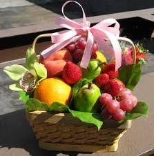 nyc fl fruit basket