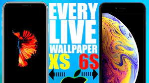 DOWNLOAD EVERY IPHONE LIVE WALLPAPER ...