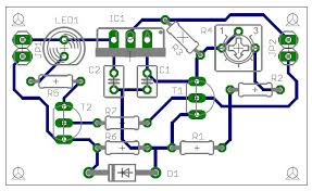 li ion battery charger 4 steps layout png