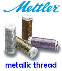 Mettler Metallic Thread