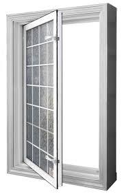 acrylic block egress window