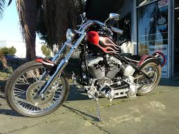 1953 panhead bobber 110 cube k m motorcycles