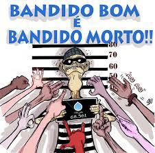 Resultado de imagem para CHARGES -  quadrilha DE BANDIDOS