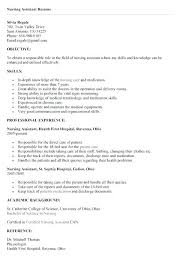Cover Letter For Cna Job With No Experience Best Resume Examples Gorgeous Cna Resume Examples