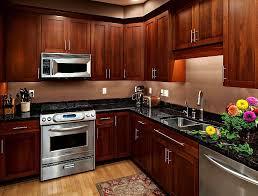 cherry kitchen cabinets black granite. Cherry Kitchen Cabinets Black Granite Home Design Plan