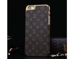 louis vuitton case. lv iphone 6 hard case, plus cover - monogram brown louis vuitton case