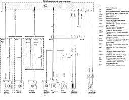 mercedes benz 300se 1992 1993 wiring diagrams steering mercedes benz 300se wiring diagram stering controls