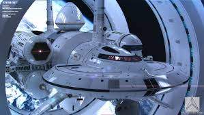 Ftl Ship Designs Nasa Publishes Faster Than Light Spaceship Design To Imagine