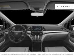 2018 honda odyssey black. delighful black blackcrystal black pearl 2018 honda odyssey front seats and dash photo in  edmonton and honda odyssey black